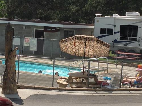 Balsam Beach Resort Rv Park