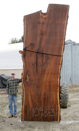 We specialize in large slabs that are ideal for table tops.