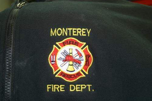 Monterey Fire Dept.