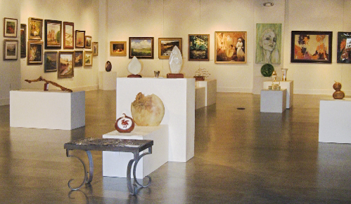 Avery Gallery 30 shows per year in one of three galleries