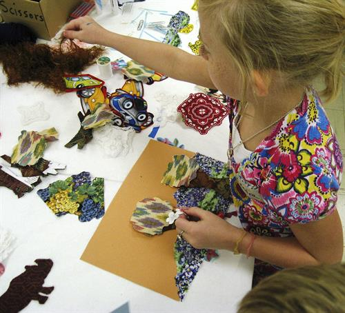 Summer Youth Art classes