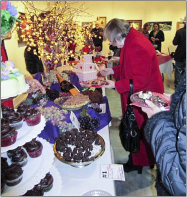 Annual Chocolate Fantasy Fundraiser