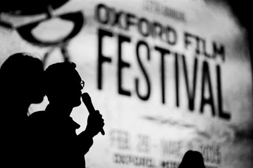 The Oxford Film Festival brings in about 75 filmmakers each February to learn about Oxford