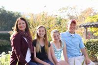 Family time in Napa