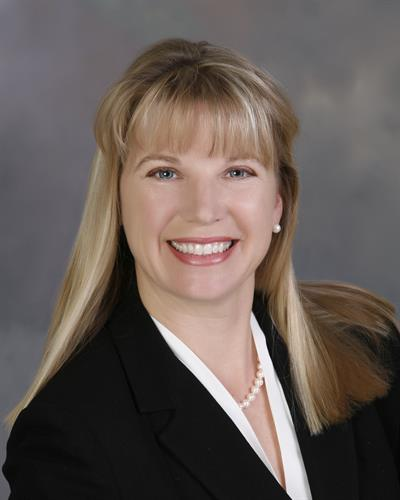 Anne Russell, Marketing Director