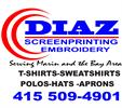 Diaz Screen Printing & Embroidery