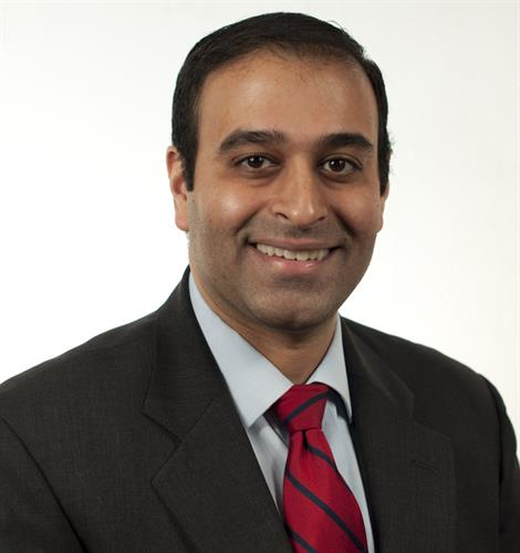 Dr. Nirav Shah - sports medicine & joint replacement