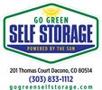 Go Green Self Storage