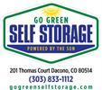 Go Green Self Storage