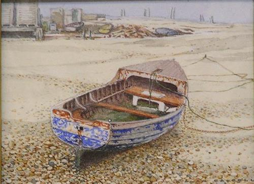 Beached at Southwold - Alan Farrell - U.K.