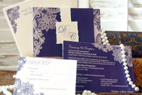 Custom invitations for any occassion