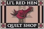 Li'l Red Hen Quilt Shop