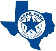 Proud Member of the Cedar Park Chamber of Commerce.