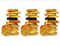 13 different flavors only $3.95 a dozen!