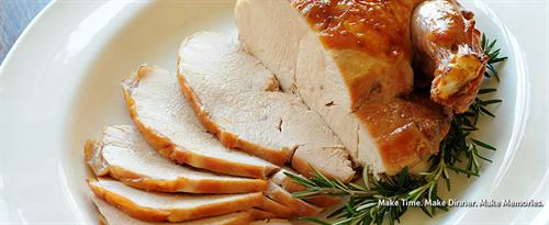 Holiday French Cut Turkey