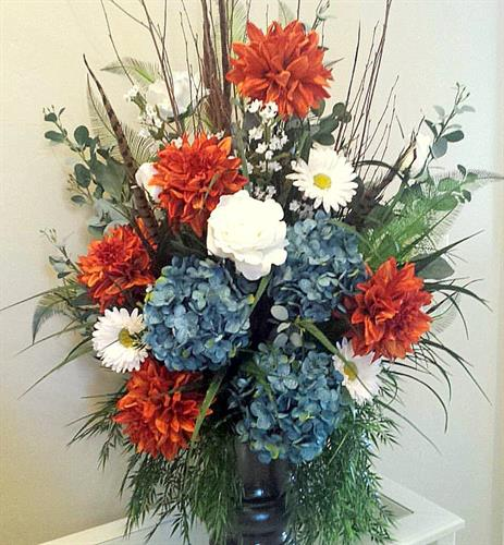 Artificial Floral Arrangement