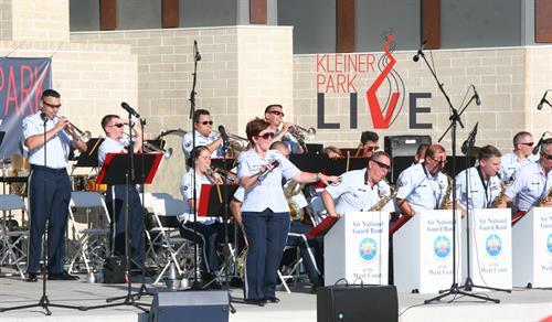 Kleiner Park Live Summer Concert Series