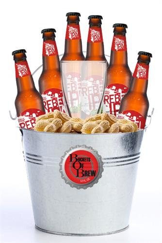 6 Pack Buckets of Brew