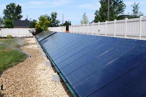 Going green with full solar installs