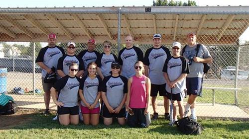 RehabAuthority Softball!