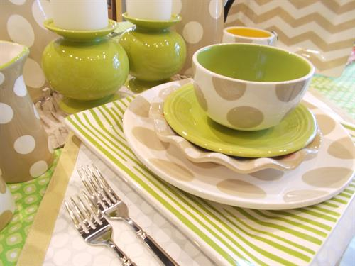 Coton Colors & Fiesta Tabletop