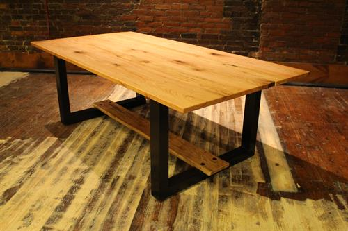 """""""Coal Miners Tradition"""" Dining Table"""