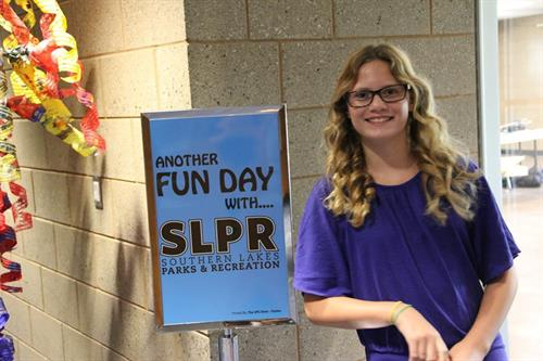 Just another fun day with SLPR!