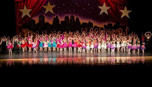 Stars of the recital!