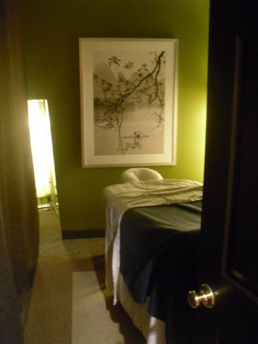 Massage Therapy Room #1