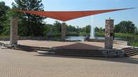 The Chesterton Amphitheater - Perfect for weddings and concerts!