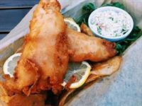 Two Hearted Fish & Chips