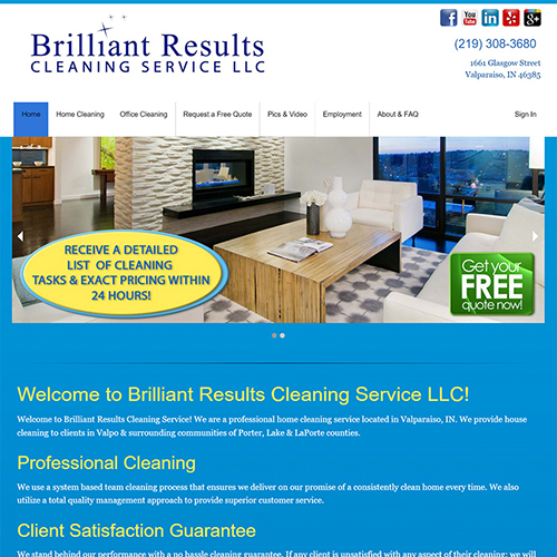 Brilliant Results Cleaning of Valparaiso, Indiana