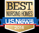 "Received ""Best Nursing Homes"" from US News and World Reports for 2013 and 2014!"