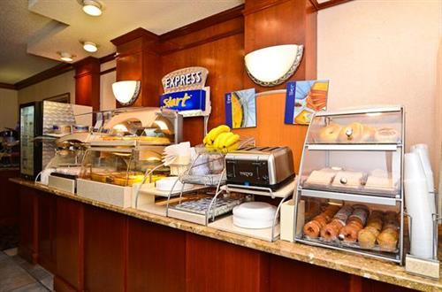Fresh Hot Breakfast Buffet