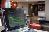 Complimentary WIFI and business center right at your finger tips