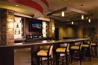 Reflect offers indiana craft beer and gastro pub burgers.