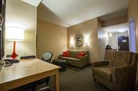 Standard Suite living space