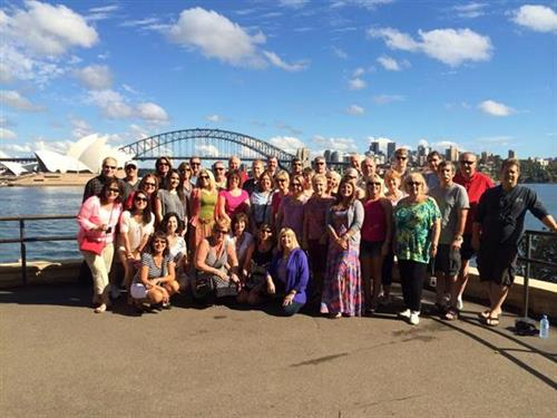 25th Anniversary Australia new Zeland Tour
