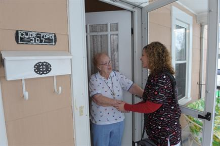 Visiting Nurses - skilled home health care