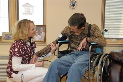 Community Health Professionals - Complete home health, hospice and related services
