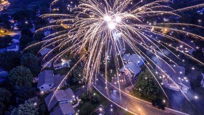 Pan O Prog and 4th July Fireworks