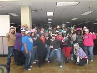 Crazy Hat Day in Nac