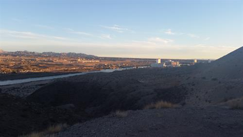 Laughlin, Bullhead and the River