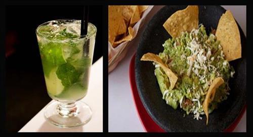 Mojito & Guacamole