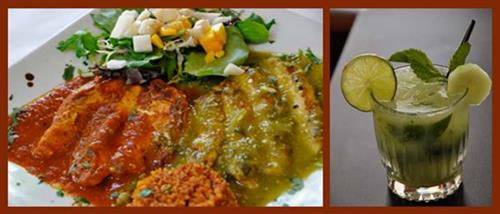 Pechuga Vegano & Cucumber Mojito