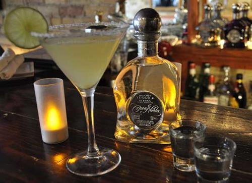 Nueva Margarita Casa Noble Tequila