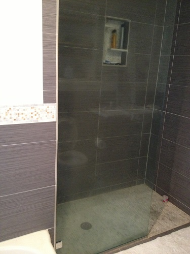 This is a sample of a bathroom remodel we completed in Jackson, MS. To see more images of other bathrooms we have completed, please visit our website: www.homeremediesllc.com.