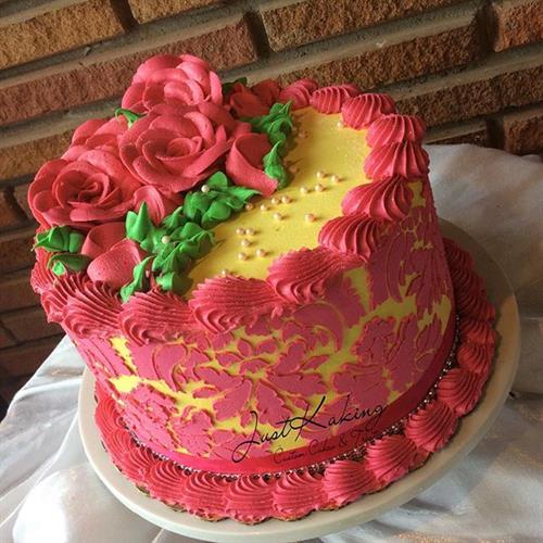 Justkaking Custom Cakes Treats Pearl Ms