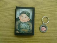 Wallet and Keychain, Just bring your photo