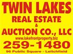Twin Lakes Realty & Auction